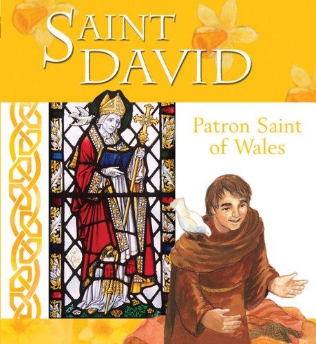 9780745948096: Saint David: Patron Saint of Wales (Saint (Lion Children's Book))