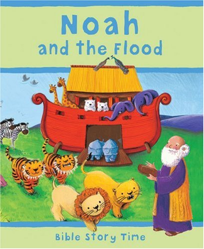 9780745948621: Noah and the Flood (Bible Story Time)