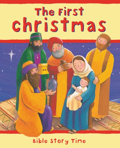 9780745948676: The First Christmas (Bible Story Time)