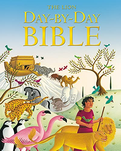 9780745949116: Lion Day-by-Day Bible, The