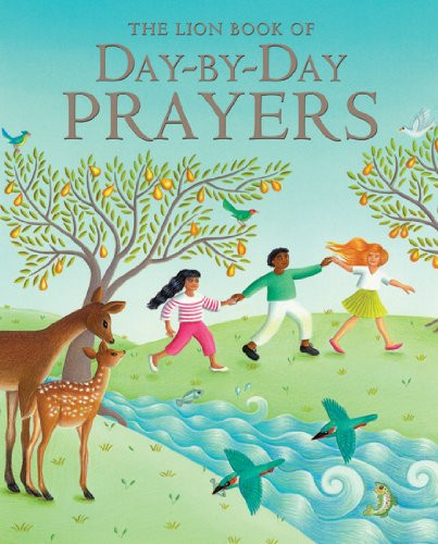 9780745949420: The Lion Book of Day-by-Day Prayers