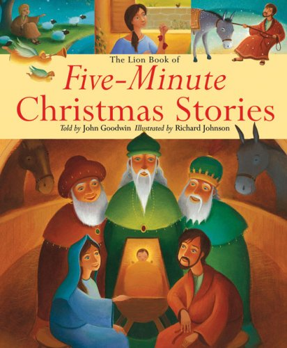 9780745949437: The Lion Book of Five-Minute Christmas Stories