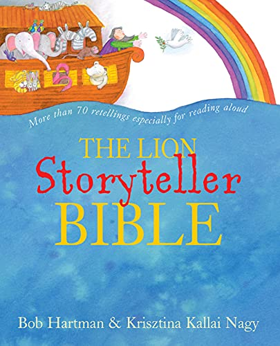 9780745949802: The Lion Storyteller Bible