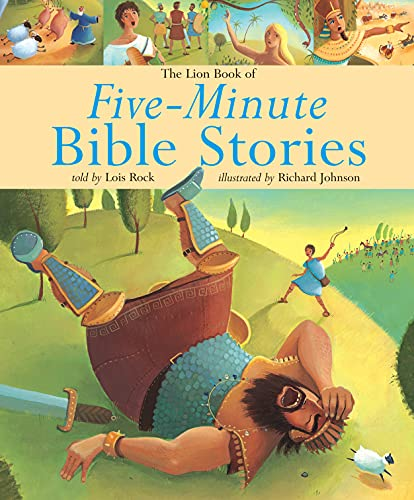 9780745949840: The Lion Book of Five-Minute Bible Stories