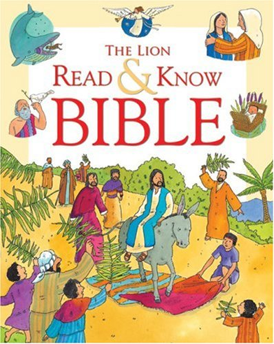 9780745949963: The Lion Read & Know Bible (Read and Know)