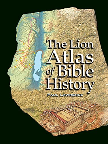 9780745951522: The Lion Atlas of Bible History