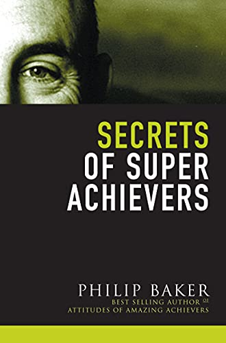 9780745952123: Secrets of Super Achievers