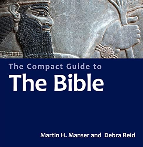 9780745953137: The Compact Guide to the Bible (Compact Encyclopedia)