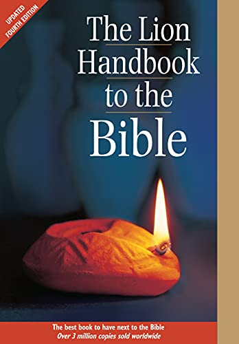 9780745953700: The Lion Handbook to the Bible (Lion Handbooks)