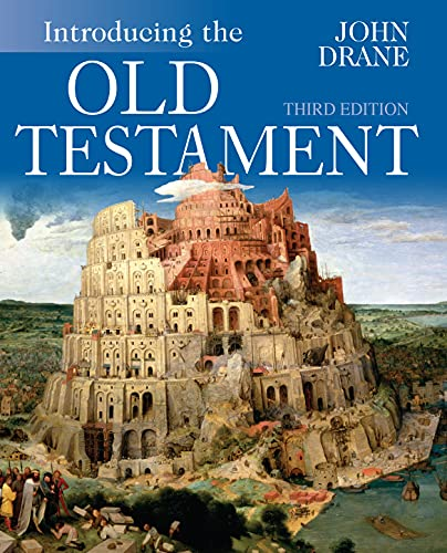 Introducing the Old Testament (New edition): John Drane