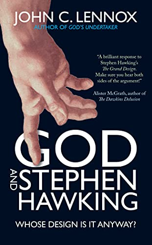 9780745955490: God and Stephen Hawking: Whose Design Is It Anyway?