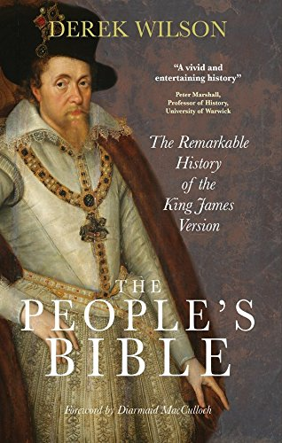 9780745955506: The People's Bible: The Remarkable History of the King James Version