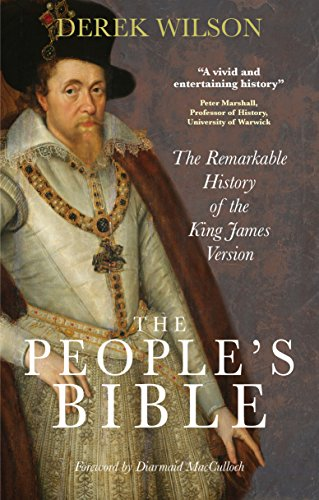 9780745955599: The People's Bible: The Remarkable History of the King James Version
