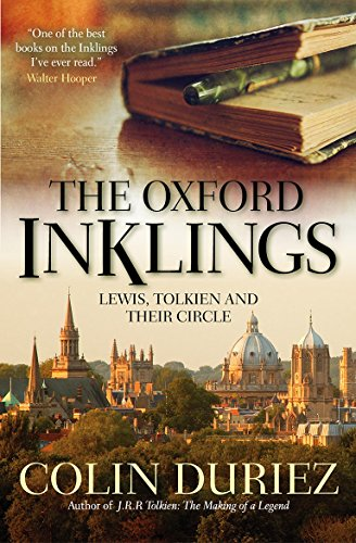 9780745956343: The Oxford Inklings: Lewis, Tolkien and Their Circle