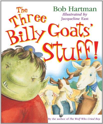 9780745960227: The Three Billy Goats' Stuff!
