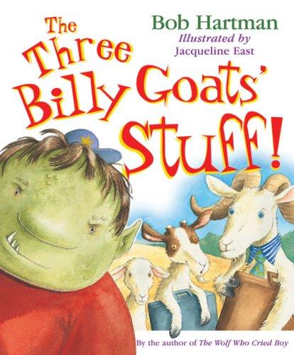 9780745960234: The Three Billy Goats' Stuff!