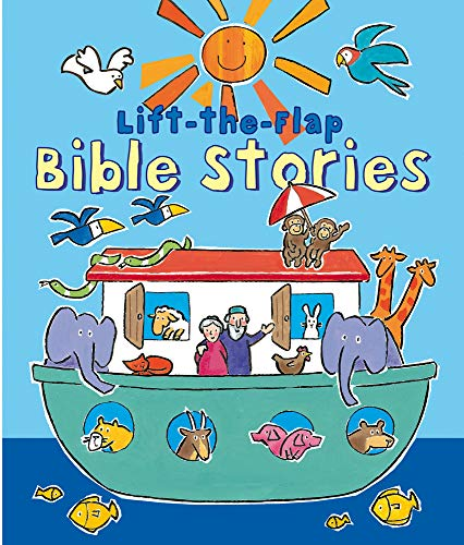 9780745960869: Lift-The-Flap Bible Stories