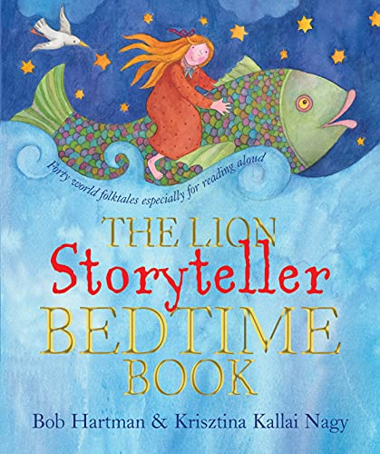 9780745960944: The Lion Storyteller Bedtime Book