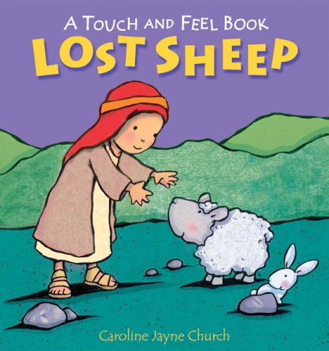 9780745961118: Lost Sheep: A Touch and Feel Book