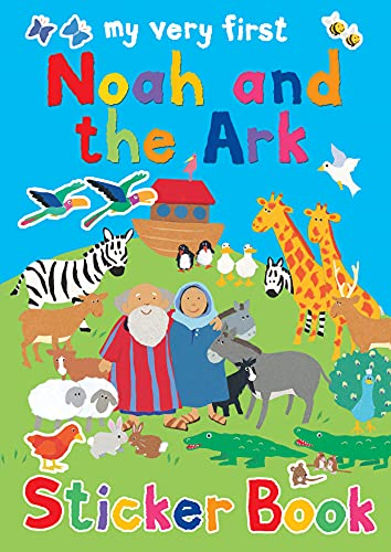 9780745961385: My Very First Noah and the Ark Sticker Book (My Very First Sticker Books)