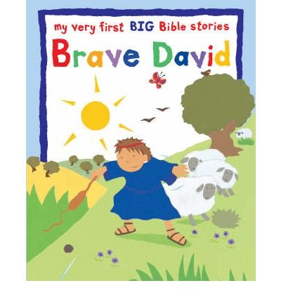 9780745961453: Brave David: My Very First Big Bible Stories