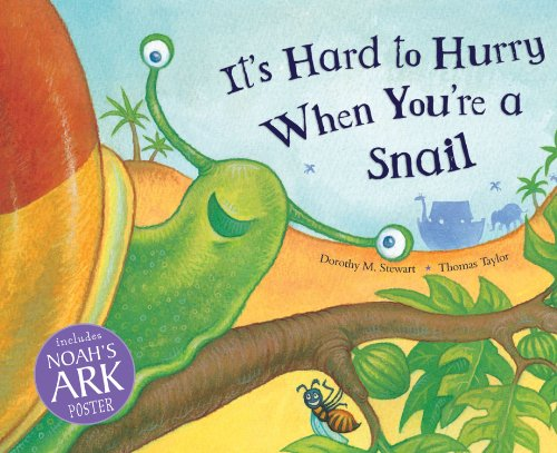 9780745961507: It's Hard to Hurry When You're a Snail