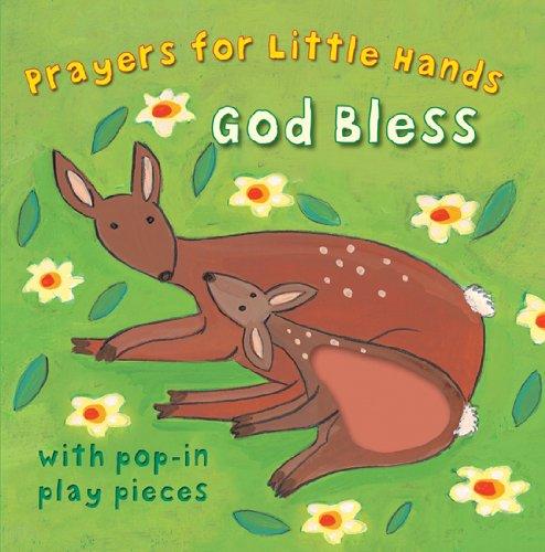 9780745961637: God Bless (Prayers for Little Hands)