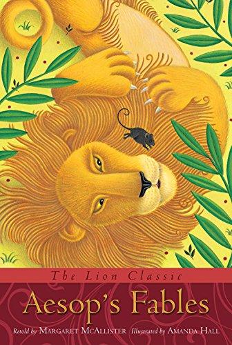 9780745962009: The Lion Classic Aesop's Fables