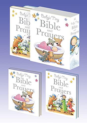 9780745962054: Baby's Tiny Bible and Prayers: Mini Boxed Set (Baby Bible)