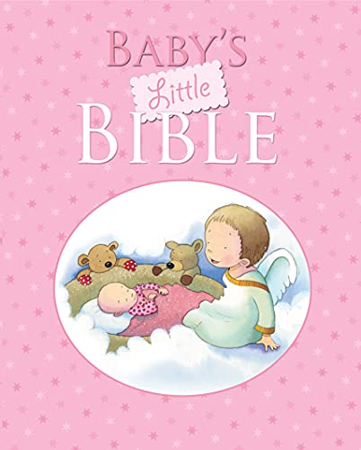 Baby's Little Bible: Pink Edition (Baby Bible)