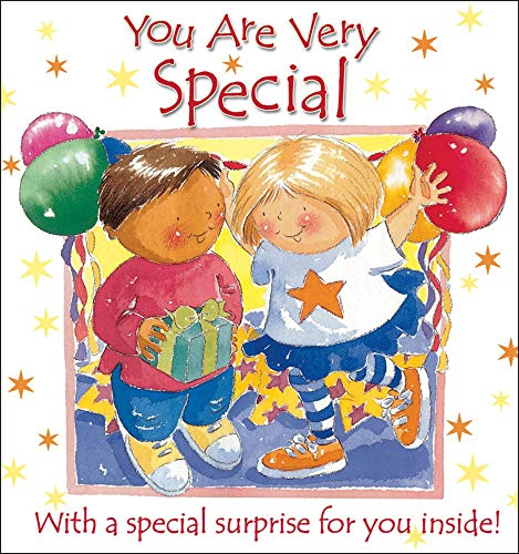 9780745963006: You Are Very Special: With a Special Surprise for You Inside!