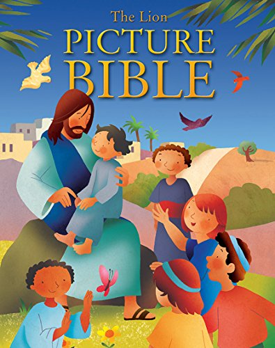 9780745963037: The Lion Picture Bible