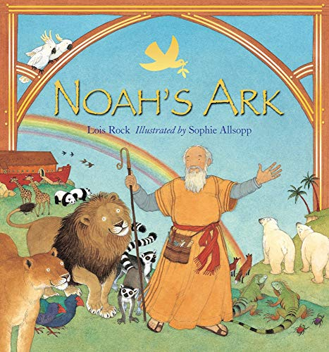 Noah's Ark (My First Dot to Dot Bible Stories) (0745963218) by Lois Rock