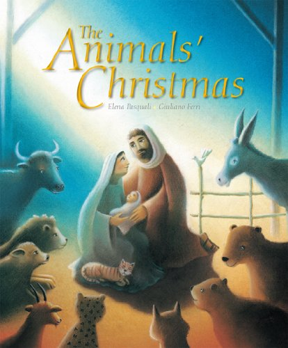 9780745963341: The Animals' Christmas