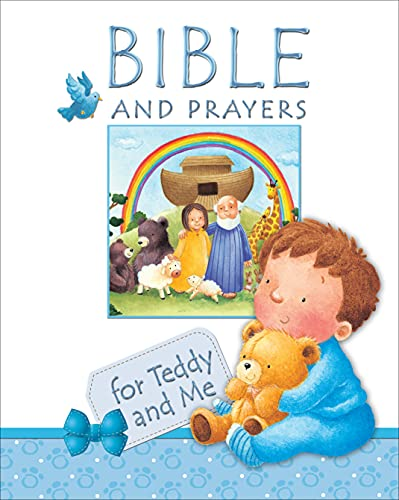 9780745963501: Bible and Prayers for Teddy and Me