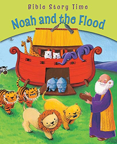 9780745963556: Noah and the Flood (Bible Story Time)