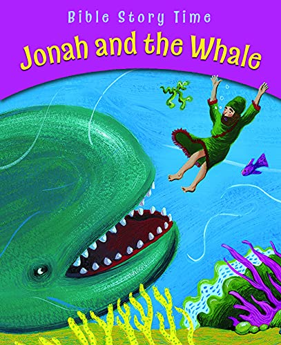 Jonah and the Whale (Paperback): Sophie Piper