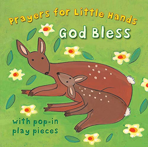 9780745963754: God Bless (Prayers for Little Hands)
