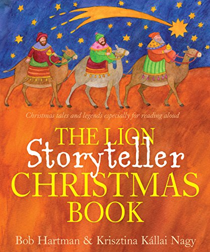 9780745963792: The Lion Storyteller Christmas Book