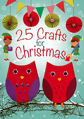 9780745963877: 25 Crafts for Christmas: A Keep-Busy Book for Advent