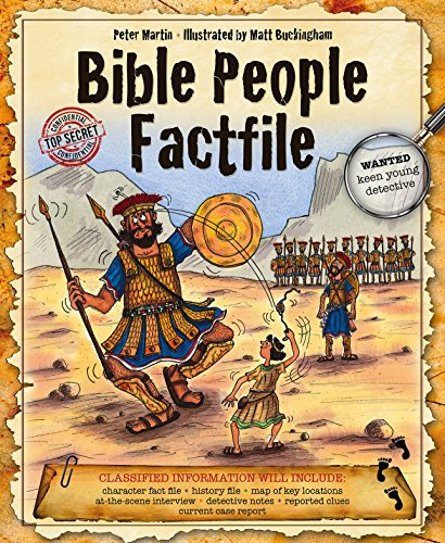 9780745963884: Bible People Factfile