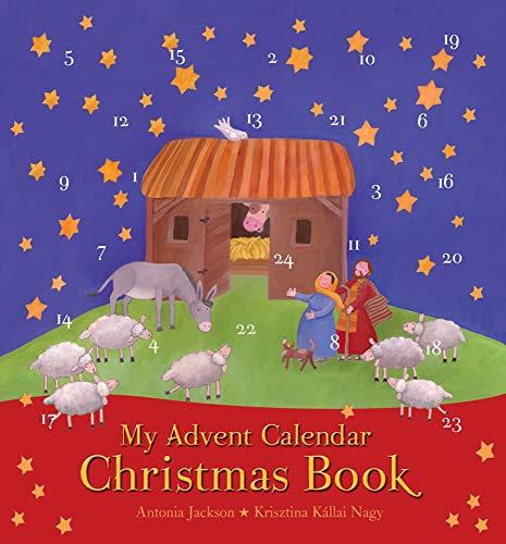 9780745963921: My Advent Calendar Christmas Book