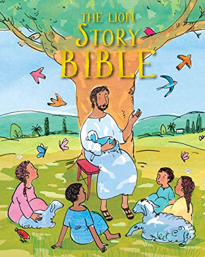 9780745964003: The Lion Story Bible