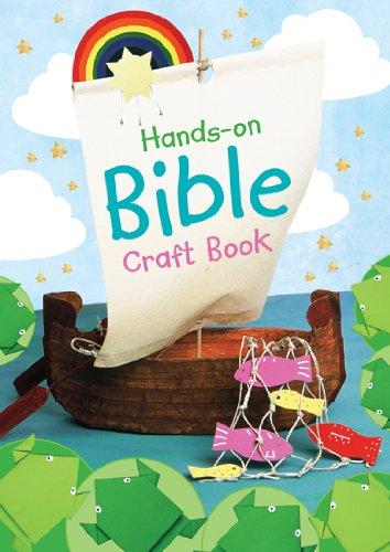 Hands On Bible Craft Book: Christina Goodings