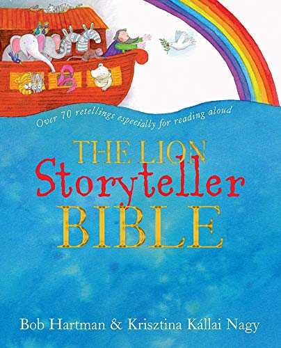 9780745964331: The Lion Storyteller Bible