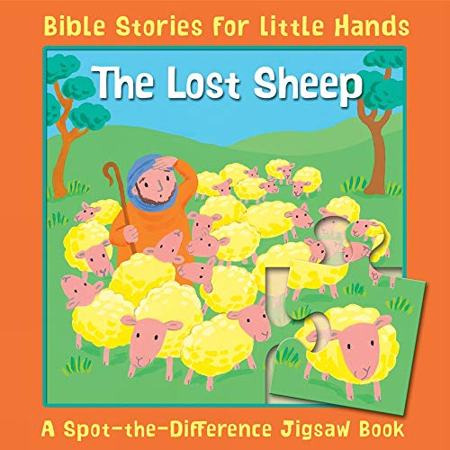 9780745964515: Lost Sheep: A Spot-the-Difference Jigsaw Book (Bible Stories for Little Hands)