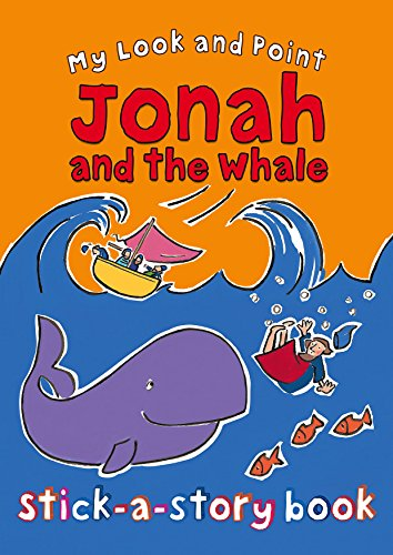 9780745964546: My Look and Point Jonah and the Whale Stick-a-Story