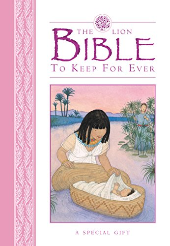 9780745964874: The Lion Bible to Keep for Ever