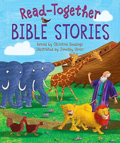 9780745965444: Read-Along Bible Stories