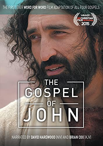 9780745968698: The Gospel of John: The First Ever Word for Word Film Adaptation of All Four Gospels (The Lumo Project)